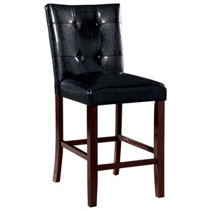 Coaster Ducey Upholstered Counter Height Stool