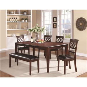 Coaster Dunham  Dining Room Group