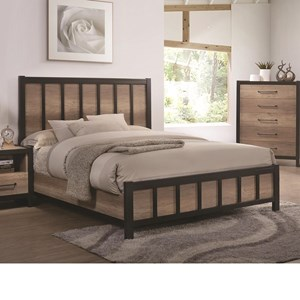 Coaster Edgewater King Bed