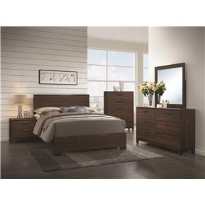 Coaster Edmonton California King Bedroom Group