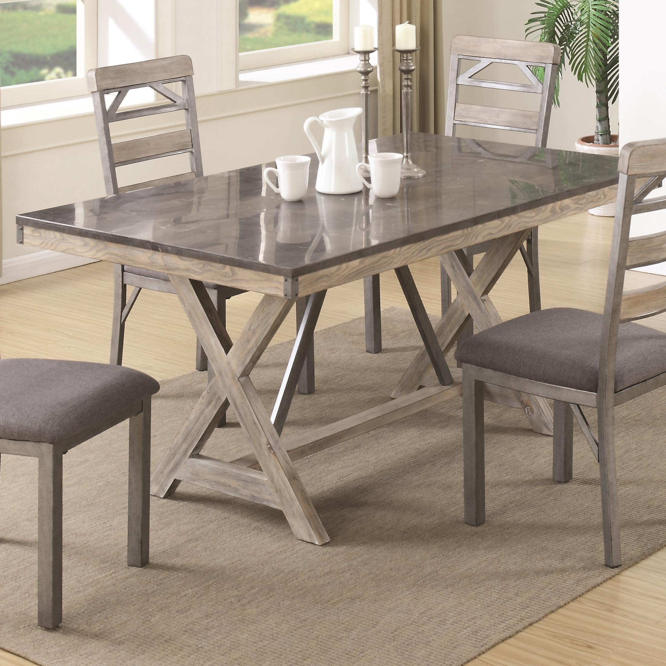 Coaster Edmonton Dining Table - Item Number: 106321