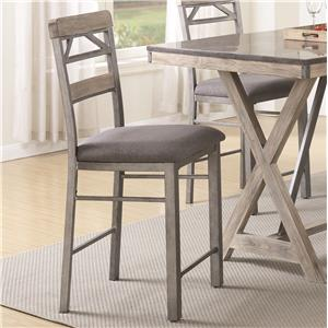 Coaster Edmonton Counter Height Chair