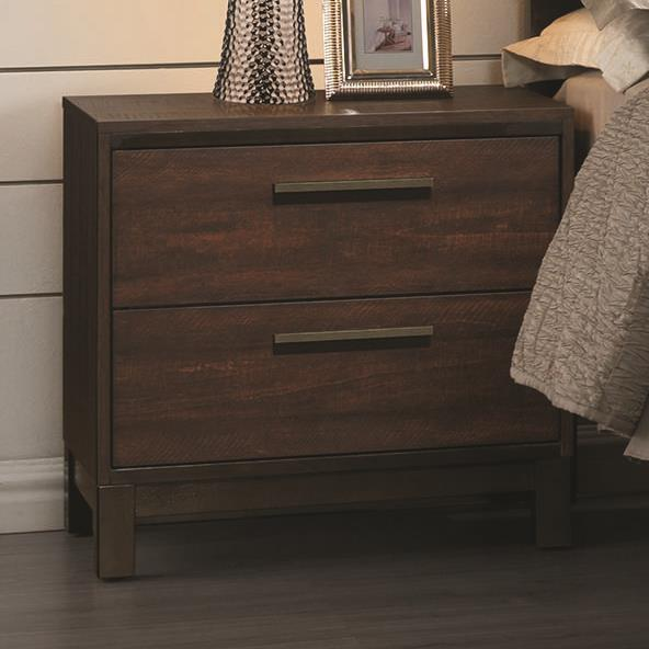 Edmonton Nightstand by Coaster at Northeast Factory Direct