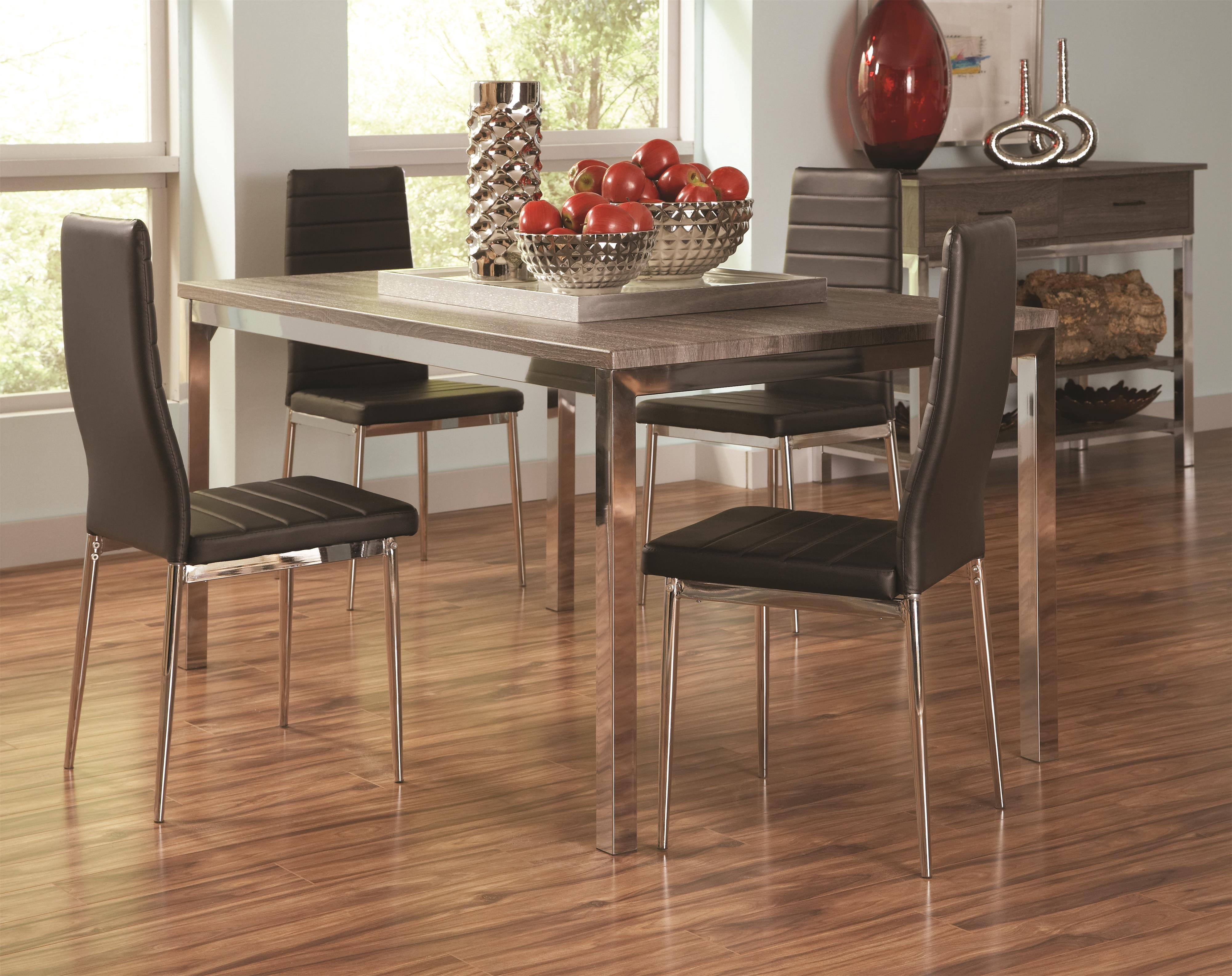 Coaster Eldridge Casual Dining Room Group - Item Number: 12 Dining Room Group 3