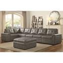 Coaster Ellington Stationary Living Room Group - Item Number: 55129 Living Room Group
