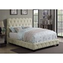 Coaster Elsinore Upholstered Queen Bed - Item Number: 300684Q