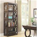 Coaster Enedina Bookshelf - Item Number: 801213