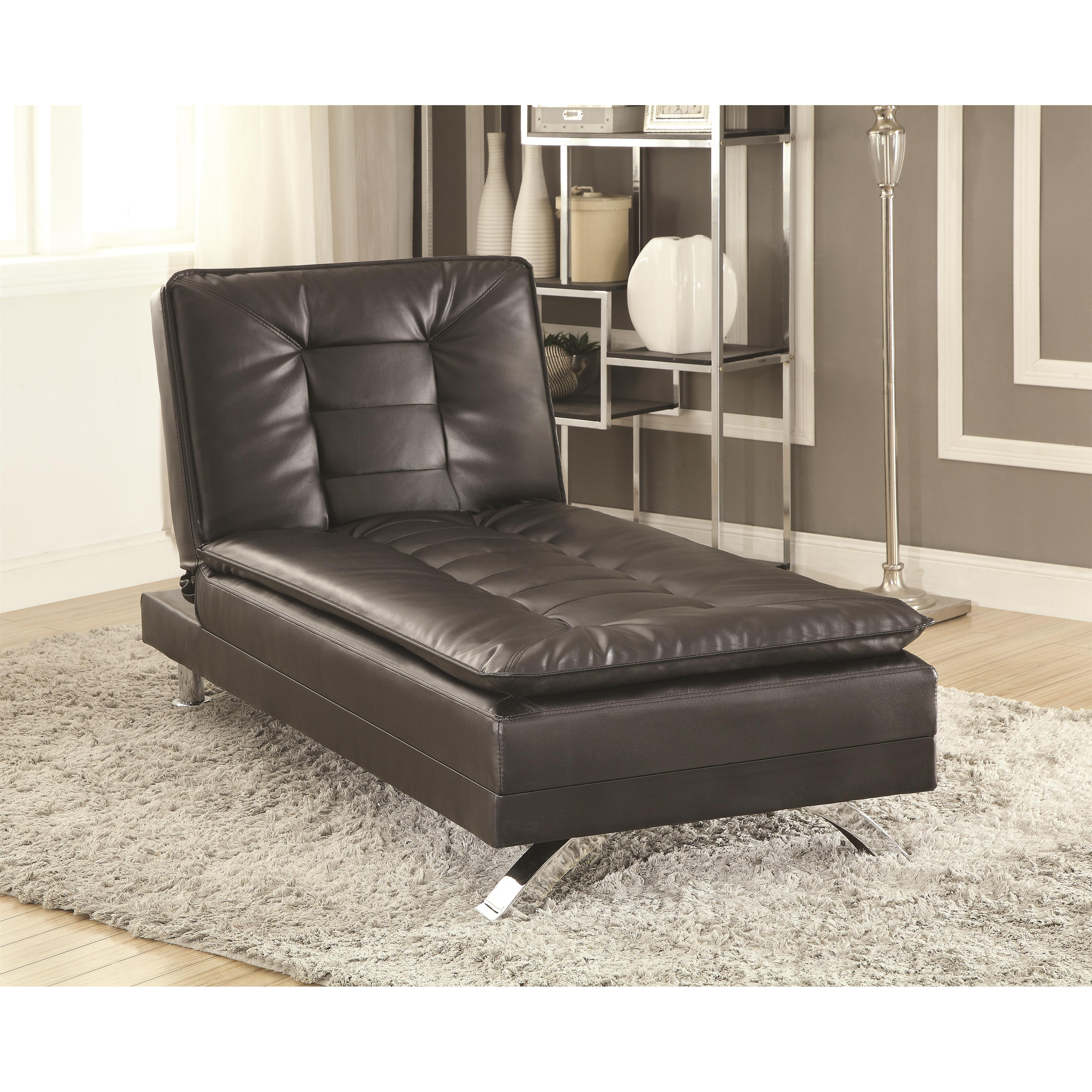 Coaster Erickson Chaise - Item Number: 508062