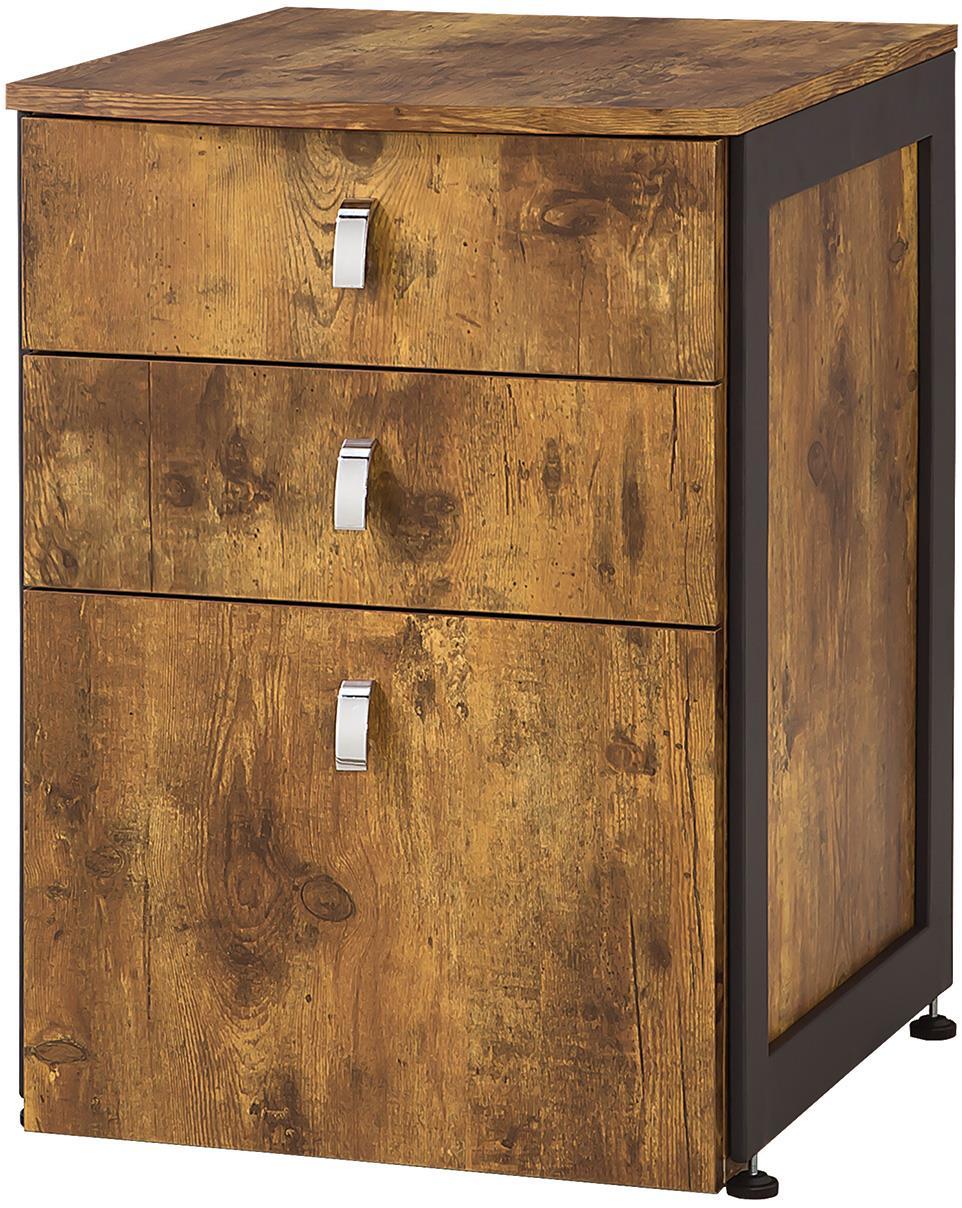 Coaster Estrella File Cabinet - Item Number: 800656