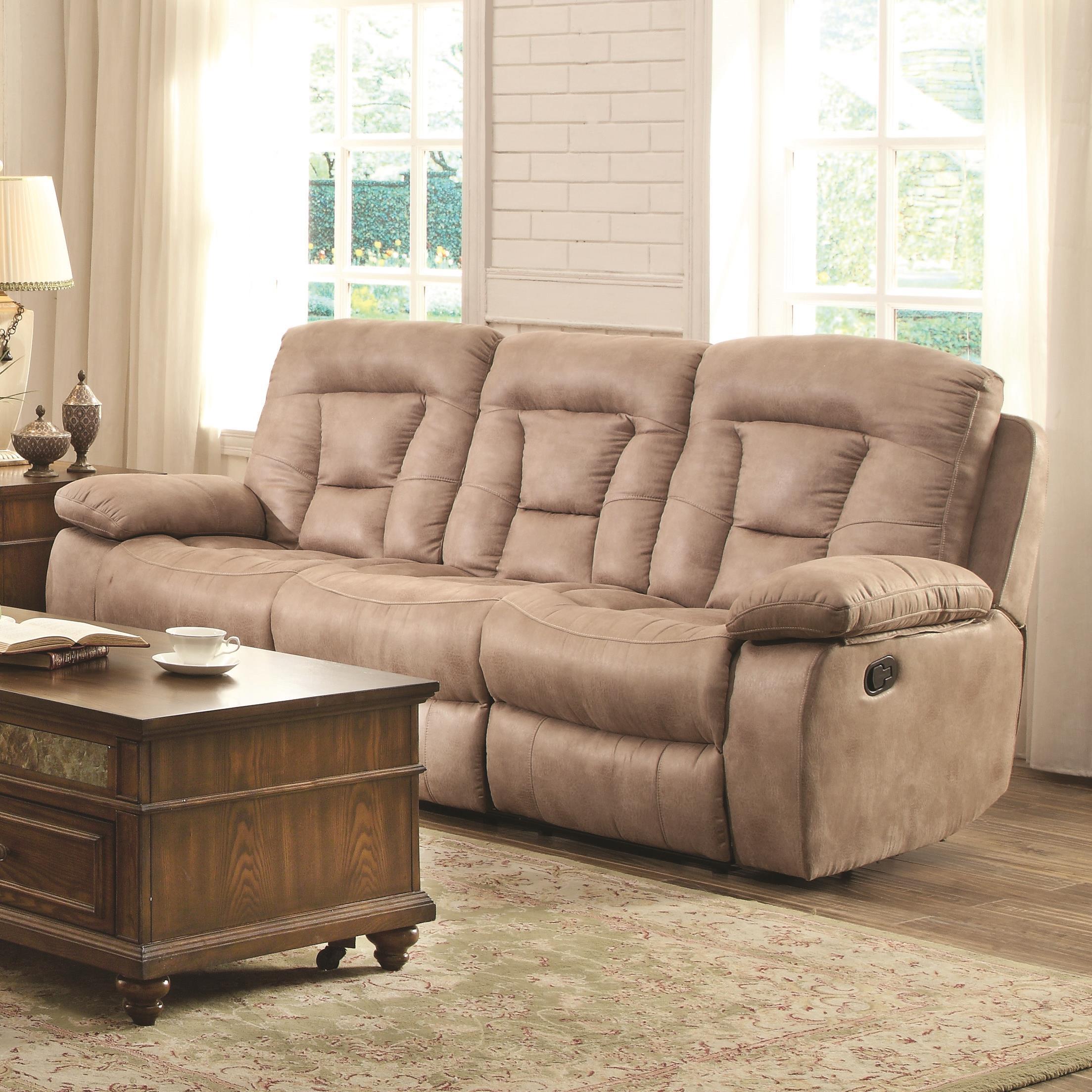 Coaster Evensky Motion Sofa - Item Number: 601861