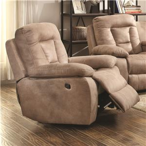 Coaster Evensky Glider Recliner
