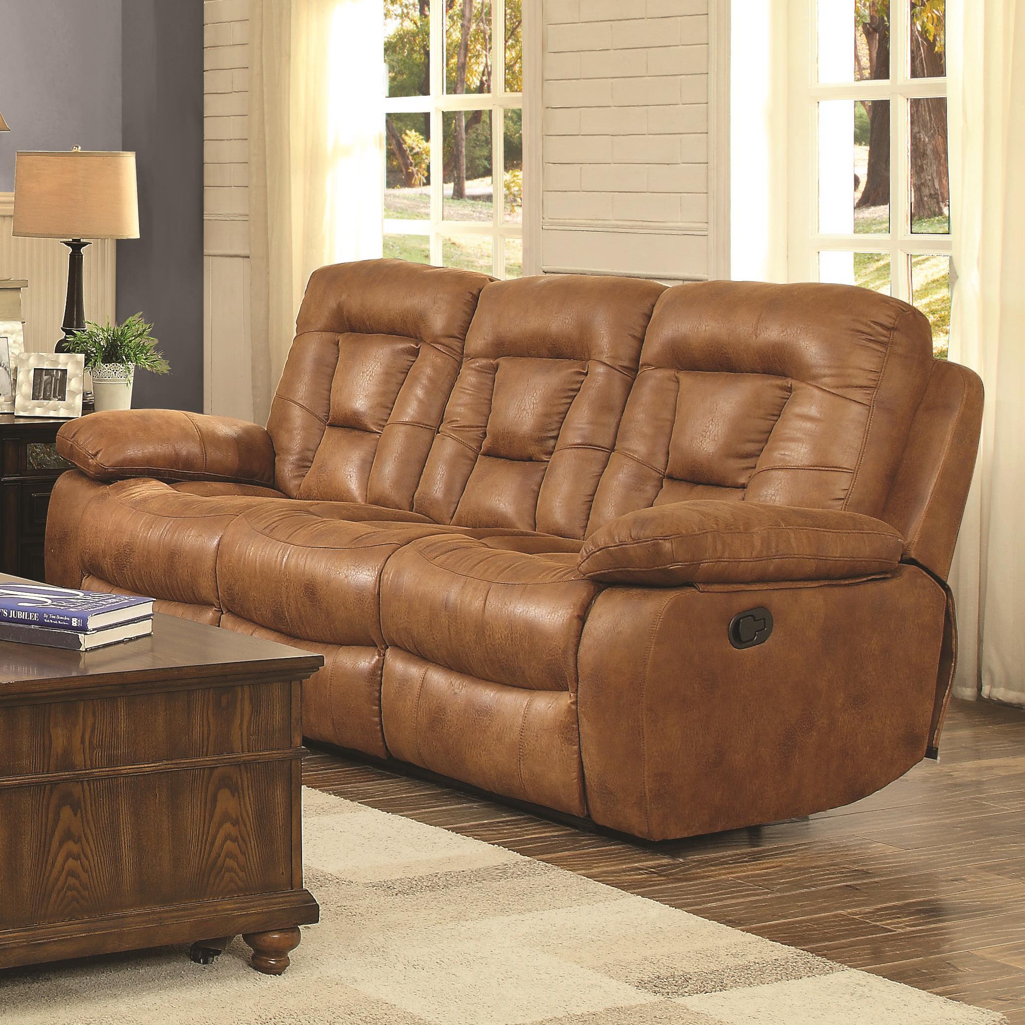 Coaster Evensky Power Sofa - Item Number: 601864P
