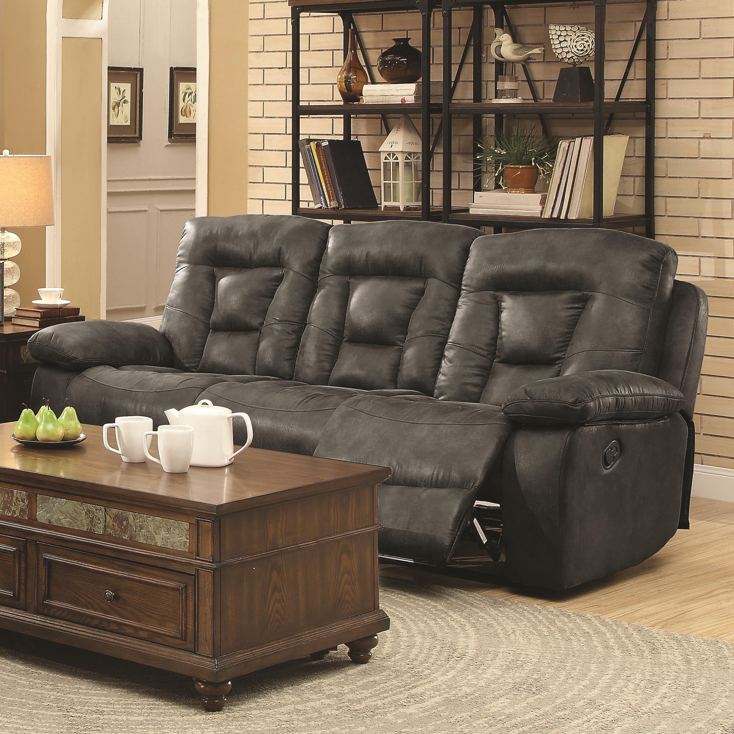 Coaster Evensky Power Sofa - Item Number: 601867P