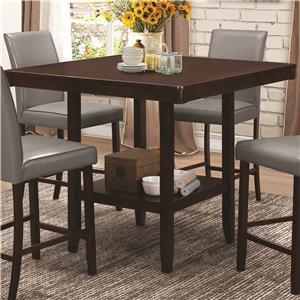 Coaster Fattori Counter Height Table
