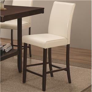 Coaster Fattori Counter Height Chair