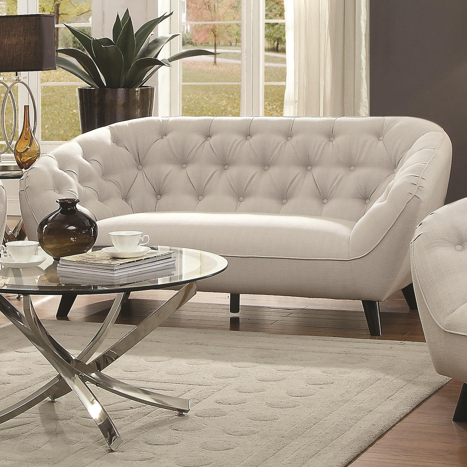 Coaster Faymoor Loveseat - Item Number: 505912