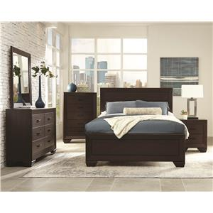 Coaster Fenbrook Queen Bedroom Group