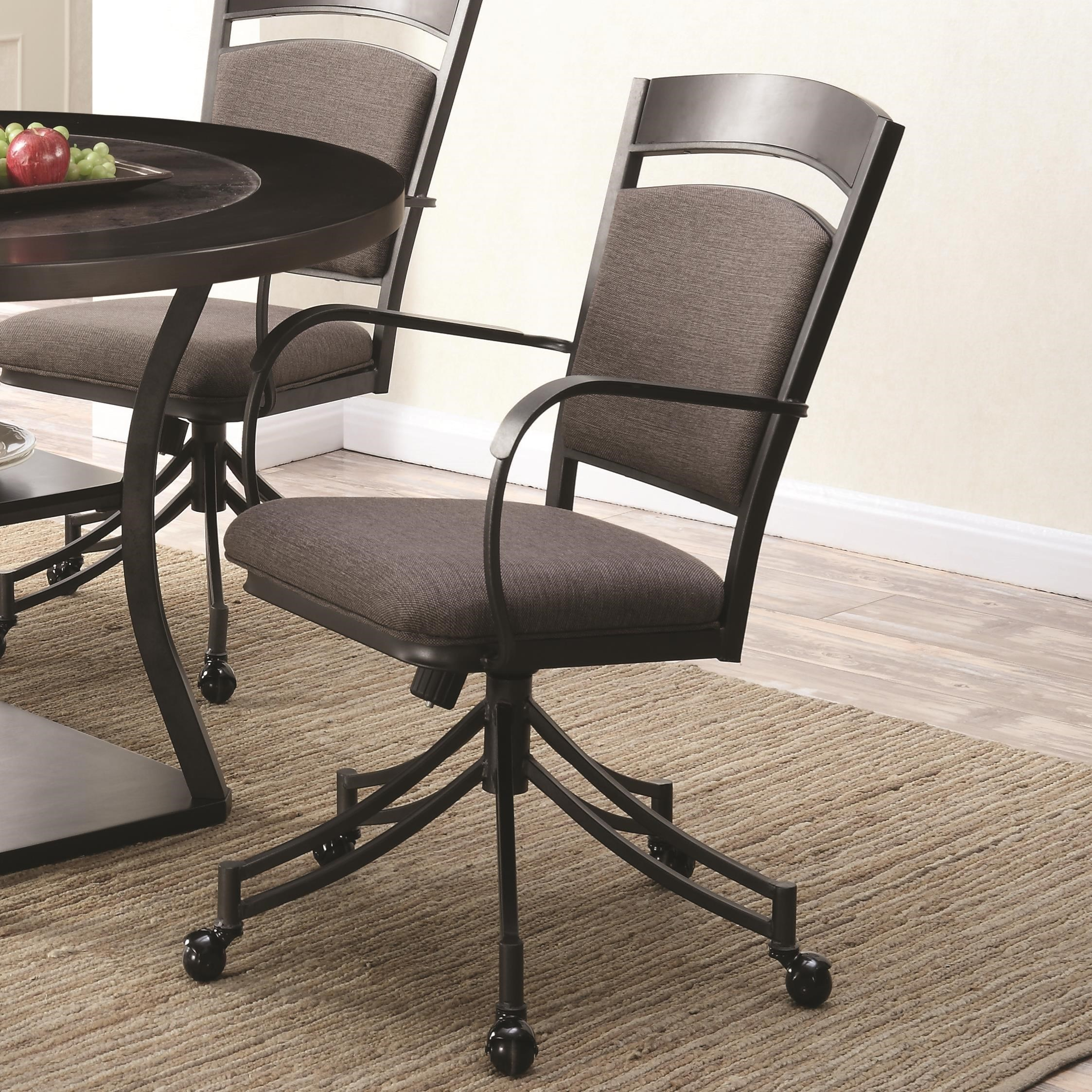 Coaster Ferdinand Upholstered Dining Chair - Item Number: 105642