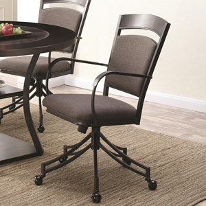 Coaster Ferdinand Upholstered Dining Chair