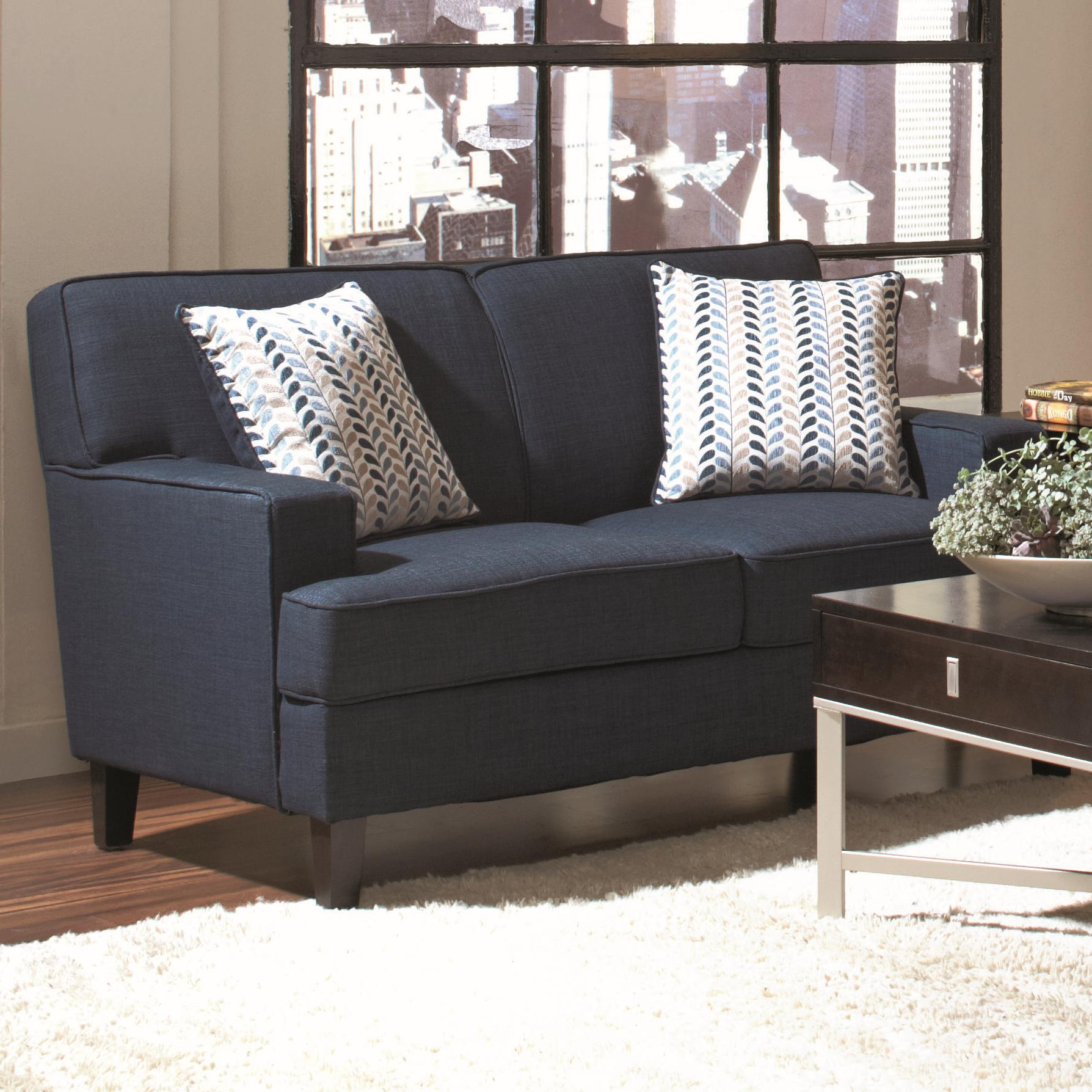 Coaster Finley Love Seat - Item Number: 504322