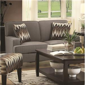 Coaster Finley Love Seat