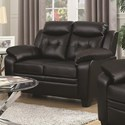 Coaster Finley Loveseat - Item Number: 506552
