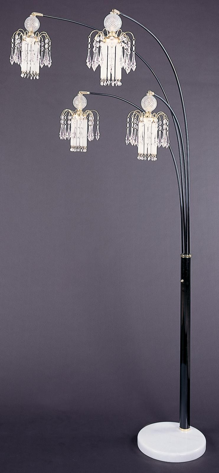Floor Lamps Floor Lamp by Coaster at Northeast Factory Direct