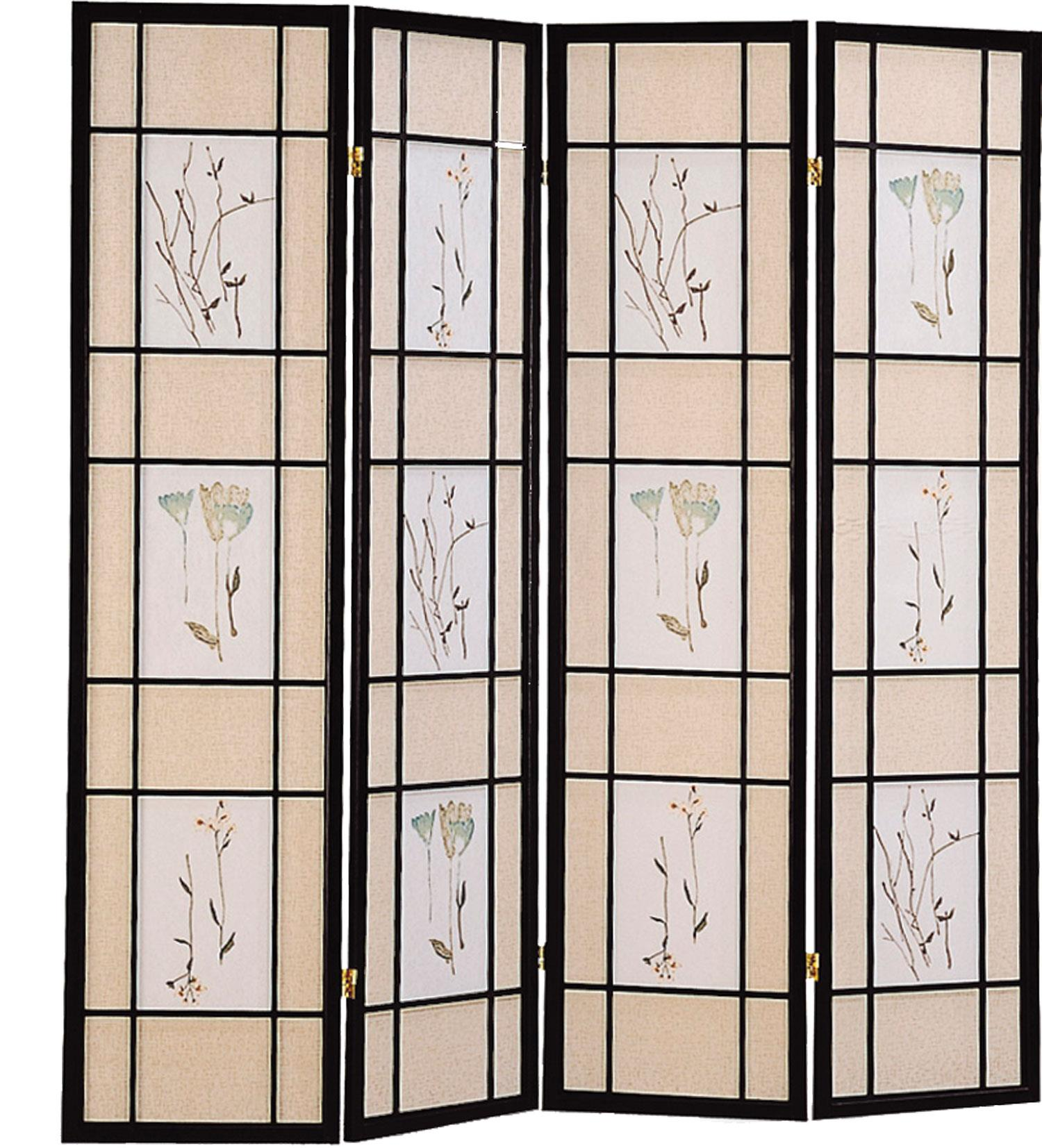 Coaster Folding Screens Screen - Item Number: 4407