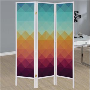 Coaster Folding Screens Screen