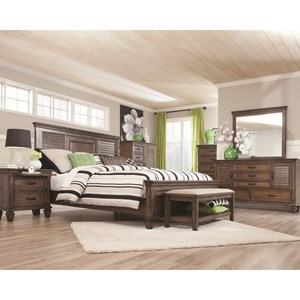 Coaster Franco California King Bedroom Group
