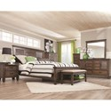 Coaster Franco California King Bedroom Group - Item Number: 200970 CK Bedroom Group 1