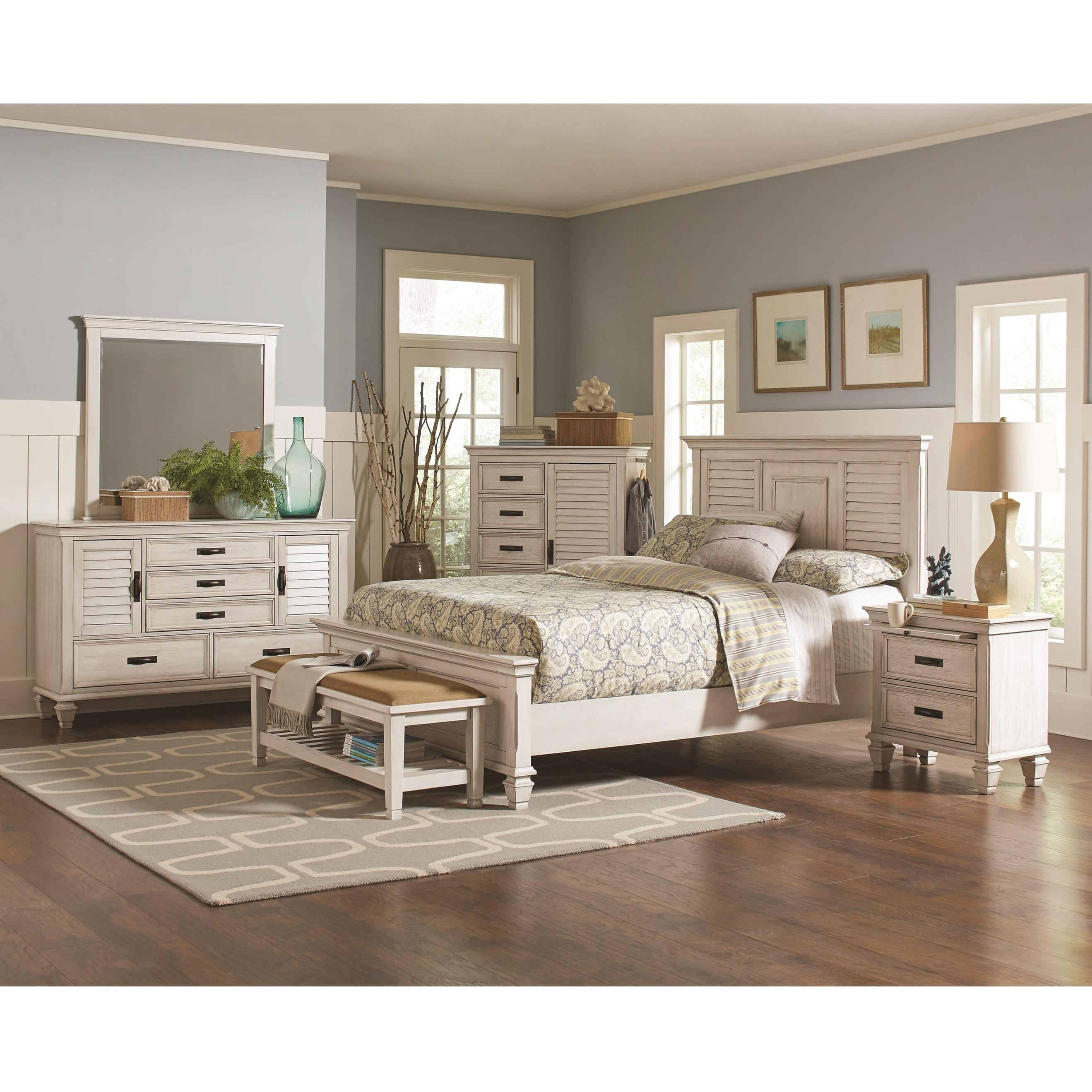Coaster Franco Queen Bedroom Group Value City Furniture Bedroom Groups
