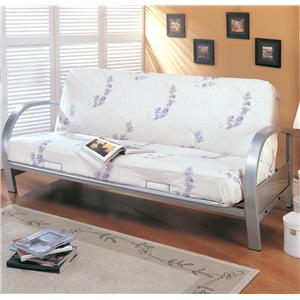 Coaster Futons Futon Frame and Mattress