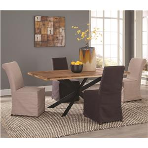 Coaster Galloway 5 Piece Dining Set
