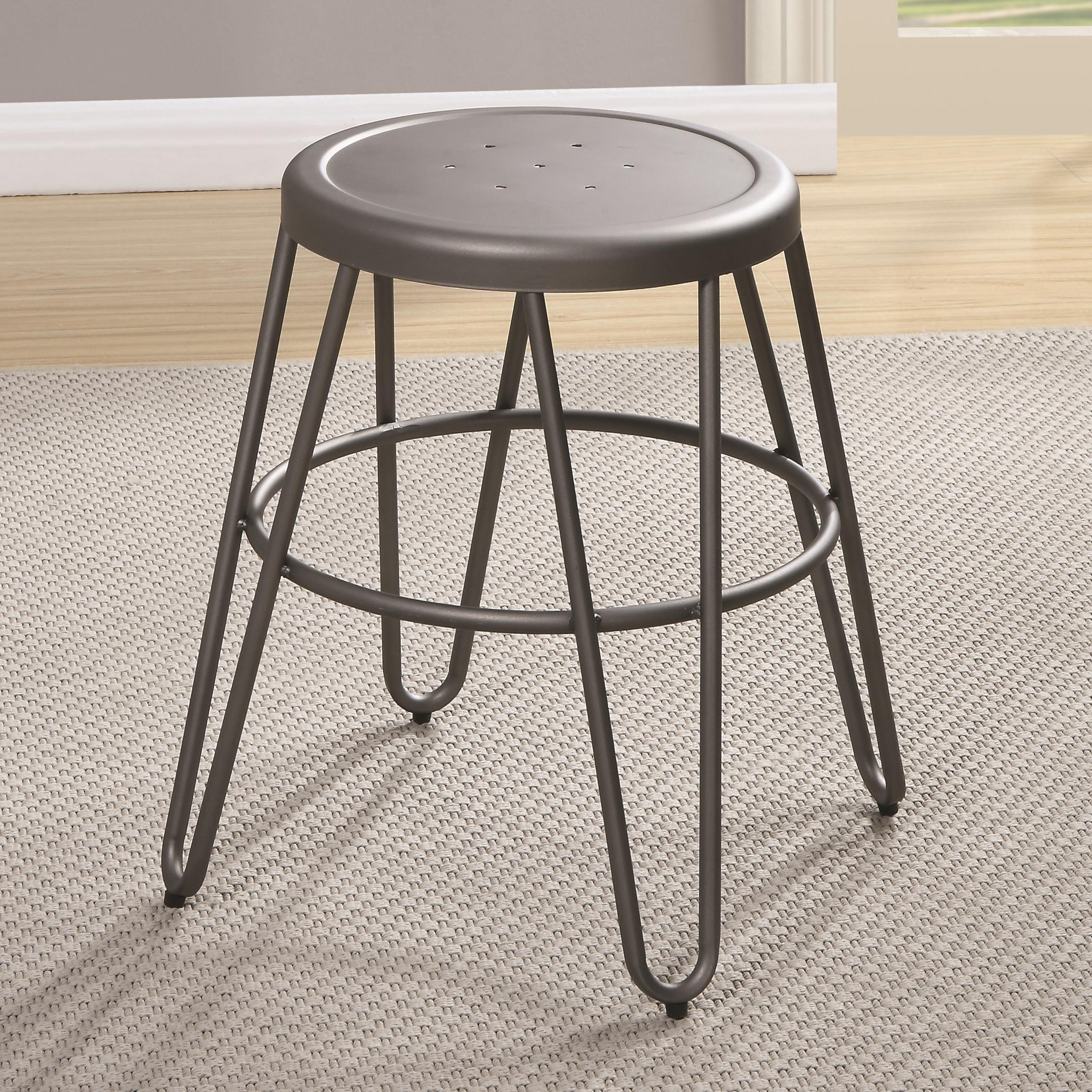 Coaster Galway Dining Stool - Item Number: 101543