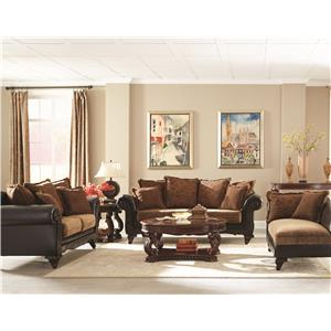 Coaster Garroway Living Room Group