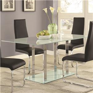 Coaster Geneva Dining Table