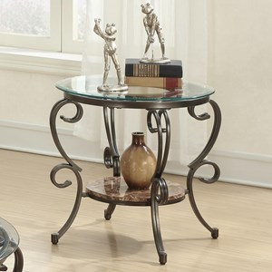 Coaster Gertrude End Table