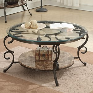 Coaster Gertrude Coffee Table