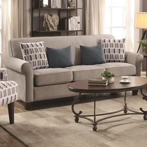 Coaster Gideon by Coaster Sofa
