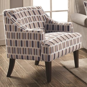 Coaster Gideon by Coaster Accent Chair