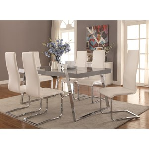 Coaster Giovanni Table and Chair Set