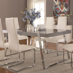 Coaster Giovanni Dining Table