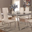 Coaster Giovanni Dining Table - Item Number: 106011
