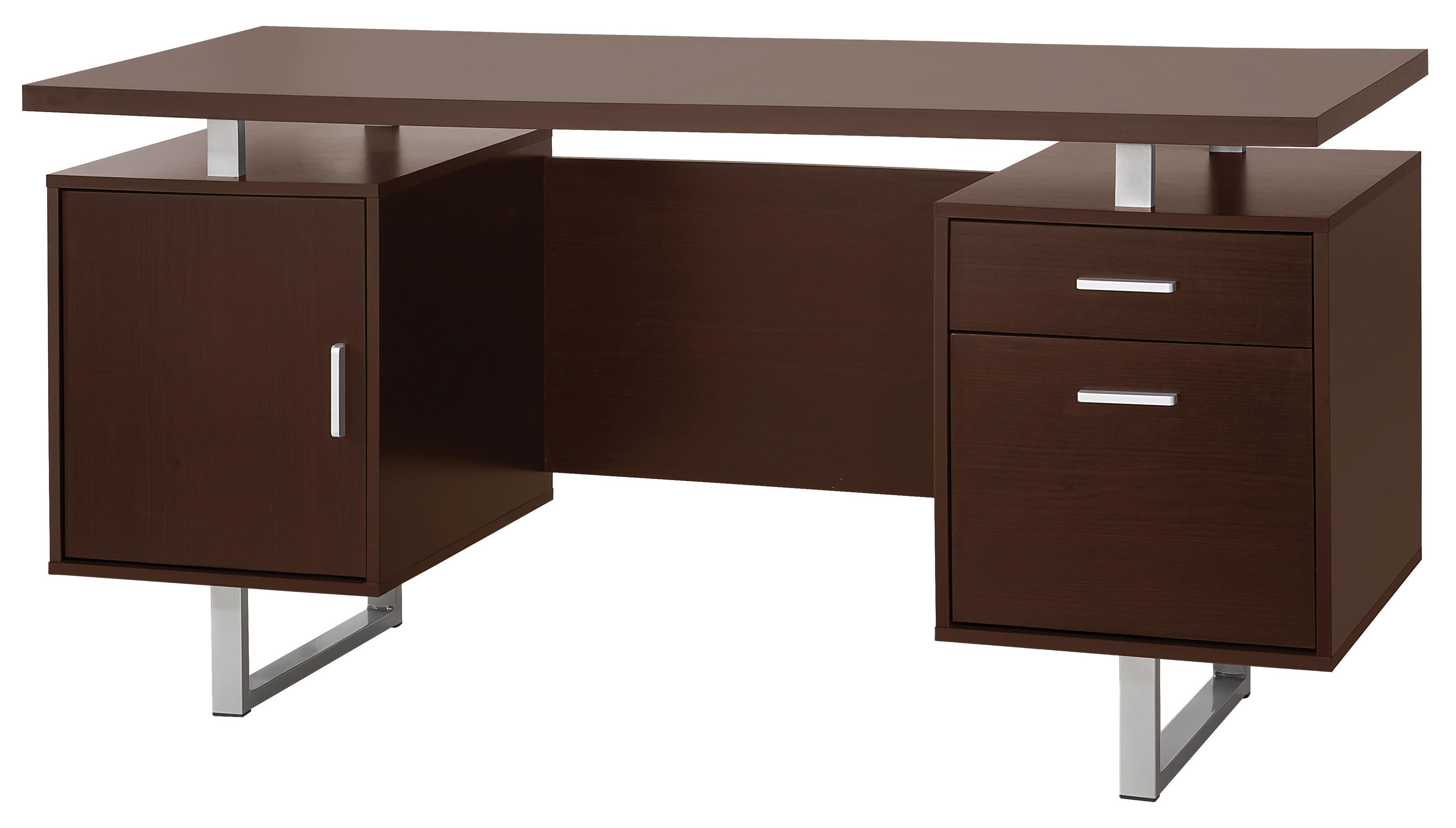 Glavan Office Desk by Coaster at Northeast Factory Direct