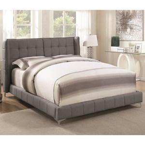 Coaster Goleta Full Upholstered Bed