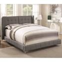 Coaster Goleta Queen Upholstered Bed - Item Number: 300677Q