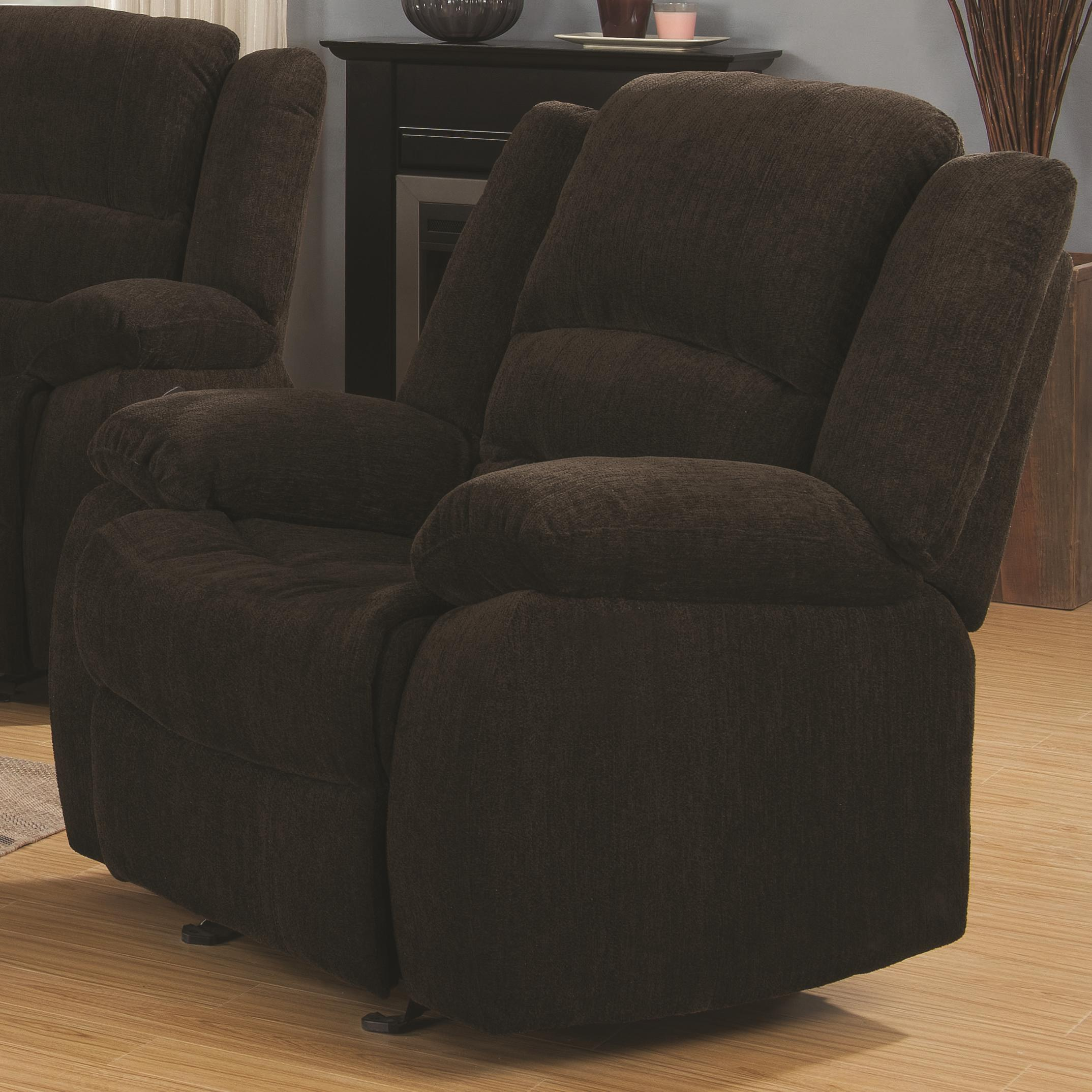 Gordon Glider Recliner by Coaster at Northeast Factory Direct