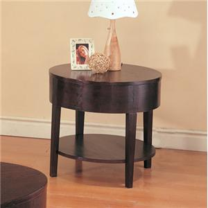 Coaster Gough End Table