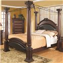 Coaster Grand Prado California King Poster Bed - Item Number: 202201KW